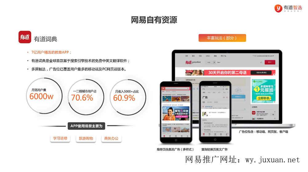 网易推荐页信息流广告